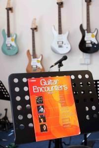 Music Gym teaching studio Watford Guitar