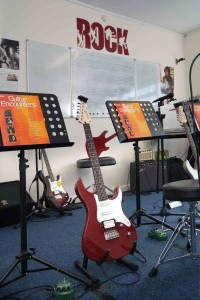 Guitar Teaching Studio Music Gym Watford