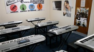 piano lessons watford