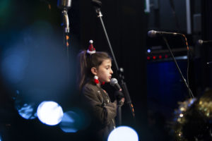 Live singing opportunities with Music Gym Singing Lessons.