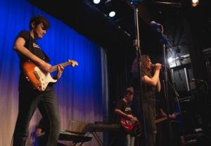 Band sessions watford