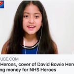 NHS Heroes at the Music Gym